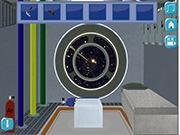 Игра Побег с космического корабля