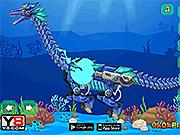 Игра Роботы динозавры: Танистрофей