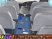 Игра Закрытая школьный автобус Девочка побег
