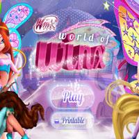 Игры девочек о винкс одевалки стеллы