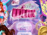 Игра Мир Винкс: Бродилка винкс!