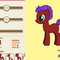 Игра Создай свою пони 3