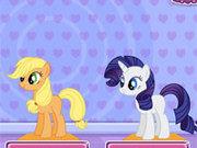 Игра Май литл пони для крошки Барби