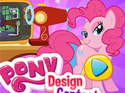 Игра Дизайнер пони