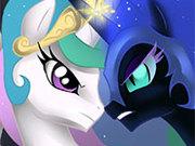 Игра Принцесса Селестия пони