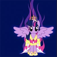 Игра Пони искорка принцесса