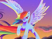 Игра Май Литл Пони: защита башни