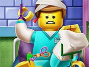 Игра Лего больница