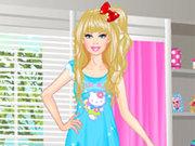 Игра Барби: Пижамная вечеринка