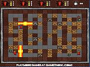 Игра Огонь и бомбы 2
