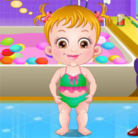 Игра Малышка Хейзел - Рождение девочки