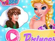 Игра Любовный выбор принцессы
