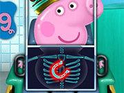 Игра Свинка Пеппа попала ко врачу