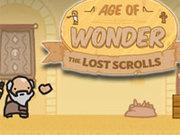 Игра Эпоха чудес 2: потерянные свитки