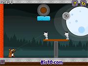 Игра Зомби против Пингвинов