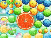 Игра Веселые пузырики