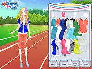 Игра Спортивная мода