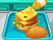 Игра Make A Burger King