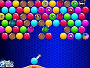 Игра Стрельба по пузырям