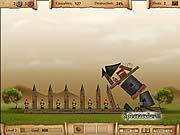 Игра Адская катапульта