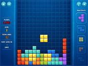 Игра Цветной тетрис