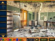 Игра Побег из разрушенной больницы