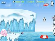 Игра Замок для пингвинов