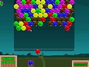 Игра Зомби пузыря