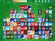 Игра Логотипы сайта: маджонг