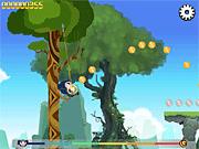 Игра Пробег обезьяны Ниндзяго