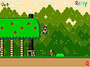 Игра Супер мир Марио