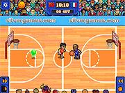 Игра Баскетбольная ярость