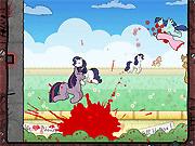 Игра Убейте пони