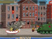Игра Нападение Шаркозавра