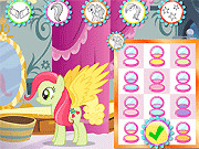 Игра Игра - создай пони