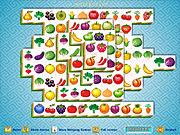 Игра Фрукты и овощной маджонг