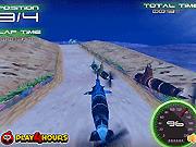 Игра Подводные 3D Гонки