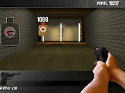 Игра Обучение стрельбе из пистолета