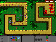 Игра Защита башни Hybra