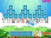 Игра Пасьянс в волшебном замке