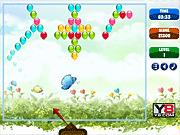 Игра Запуск шаров-зондов
