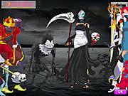 Игра Страшный Halloween Dressup