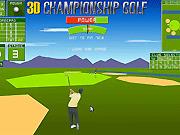 Игра 3D Гольф Чемпионата