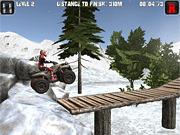 Игра Зима Испытаний ATV 2
