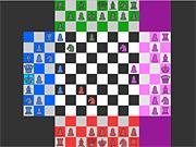 Игра Шахматы для четверых