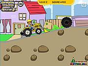 Игра Трактор для Диего