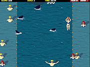 Игра Акулы против пловцов