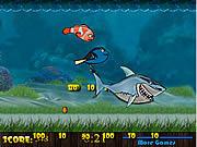 Игра Подводные гонки