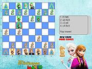 Игра Шахматы по мотивам Холодного сердца