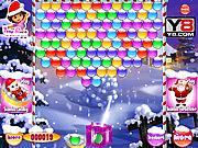 Игра Рождественский стрелок пузыря G.